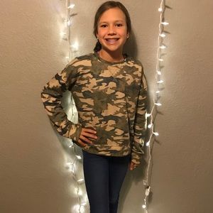 Other - Camo Long-sleeve Shirt